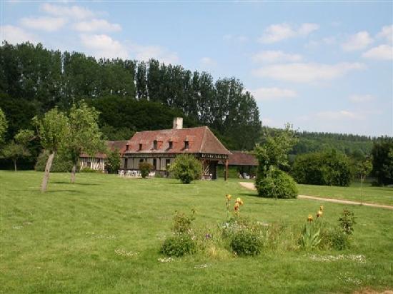 Domaine de la Petite Riviere: La maison principale