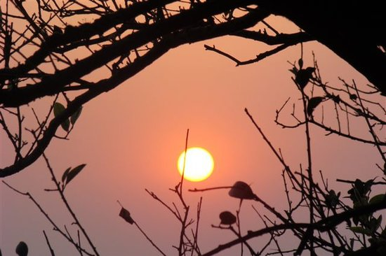 Matheran, India: Sunset