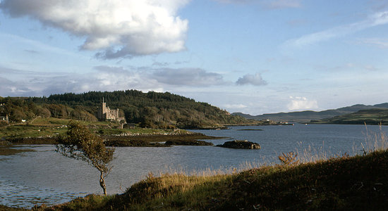 Île de Skye, UK : Dunvegan Castle