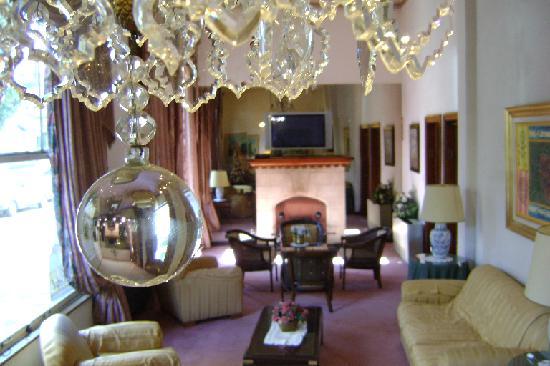 Grand Hotel Casino: Lobbi del hotel