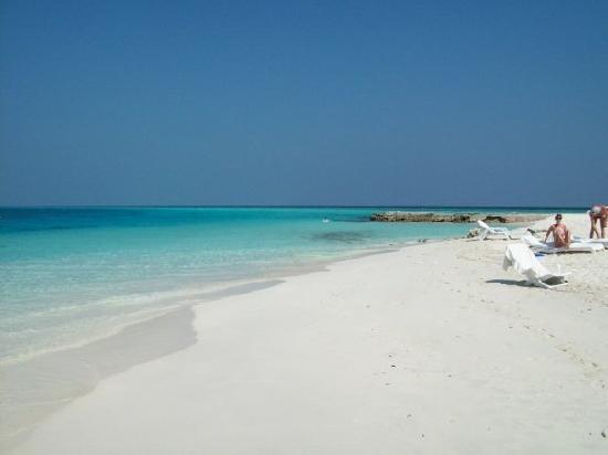 Giravaru Resort: spiaggia