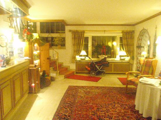 Staudacherhof : reception