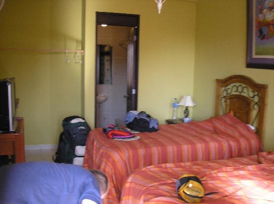 Hostal Villa Manuelita: camera
