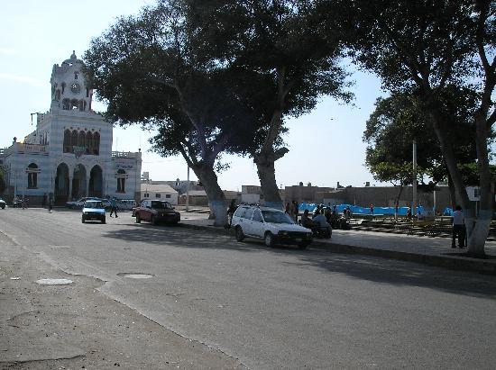 Hostal Villa Manuelita: pisco plaza de armas