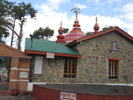 شيملا, الهند: Hanumaan temple