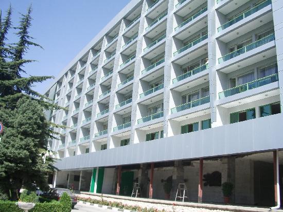 Hotel Tajikistan: ホテルの外観