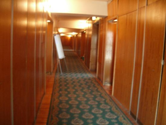 Hotel Tajikistan: 内装
