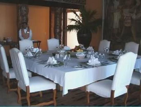 Playa Mujeres, Messico: Dining Room