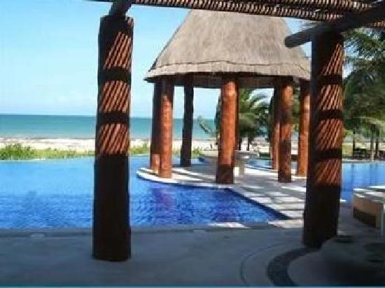 Playa Mujeres, Messico: Pool