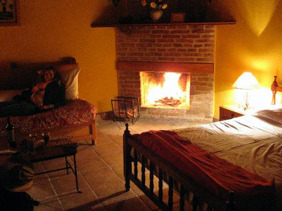 Hotel Molino de la Alborada: Enjoying our hotel