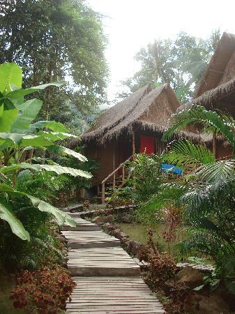 Little Eden Bungalows & Restaurant : our bungalow