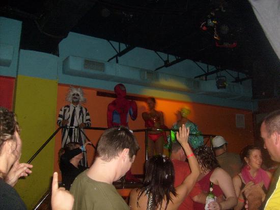 Puerto Plata Village Resort: discotheque le COCO BONGO super!!!