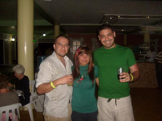 Puerto Plata Village Resort: de belles rencontres!!!!