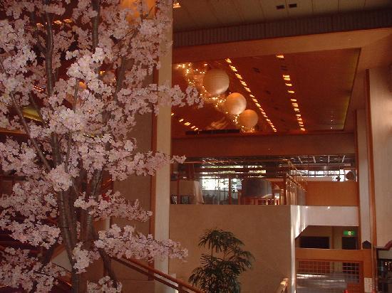 Hotel Sakurai: ロビー