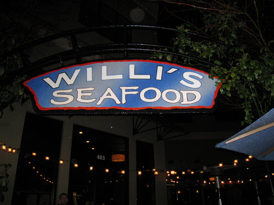 Willi's Seafood & Raw Bar: willi's seafood - not to be missed