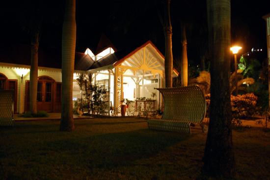Le Domaine Beach Resort & Spa: Le Domaine de Lonvilliers Saint Martin