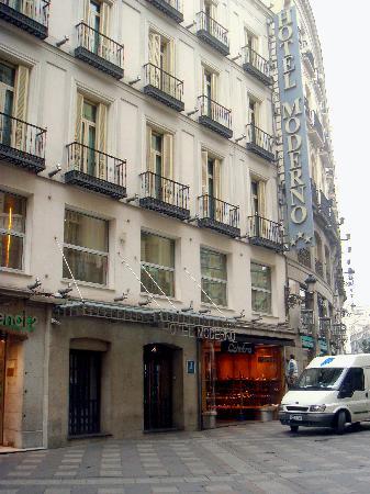Foto de hotel moderno madrid hotel moderno tripadvisor for Hotel moderno madrid booking