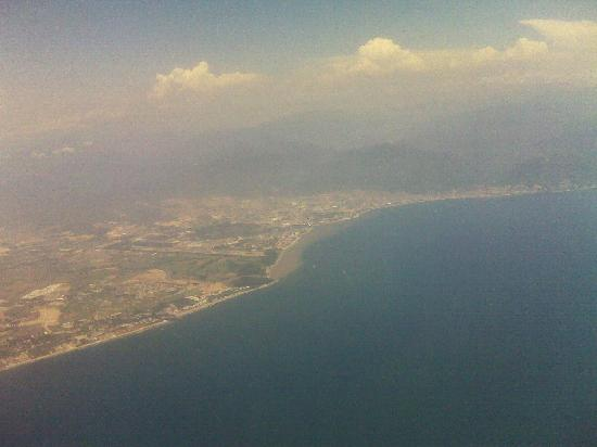 Bucerias, Mexico: Puerto Vallarta by Air
