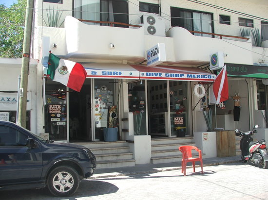 ‪Dive Shop Mexico‬