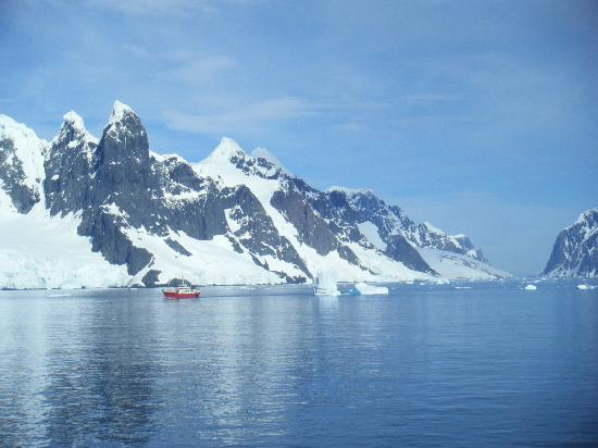 Ushuaia, Argentina: Lemaire channel Antarctica