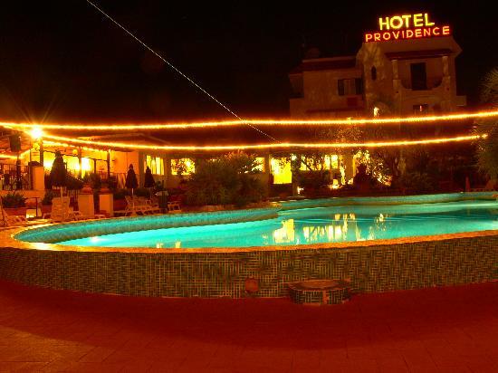 Hotel  Providence Terme & Spa: Di notte..