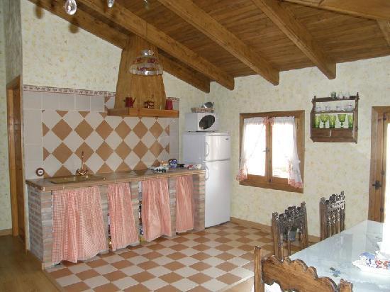 Villa de Vera : Cocina