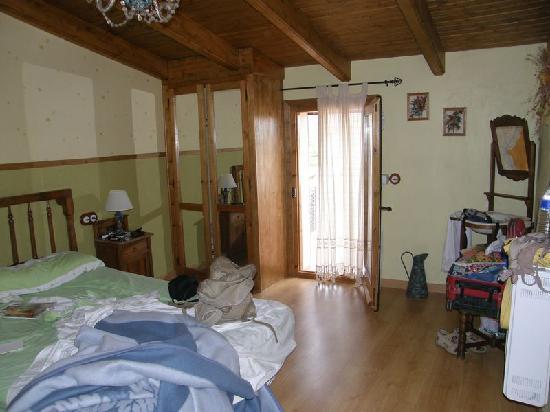 Villa de Vera : Habitación