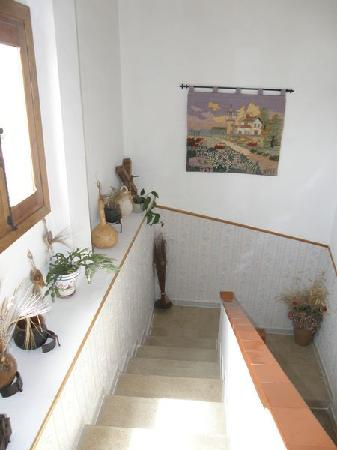 Villa de Vera : Escalera