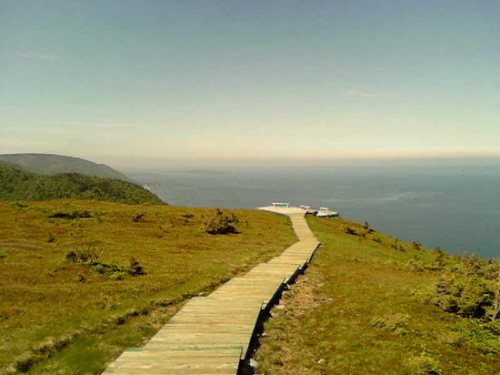 Cape Breton Highlands National Park : Cape Breton