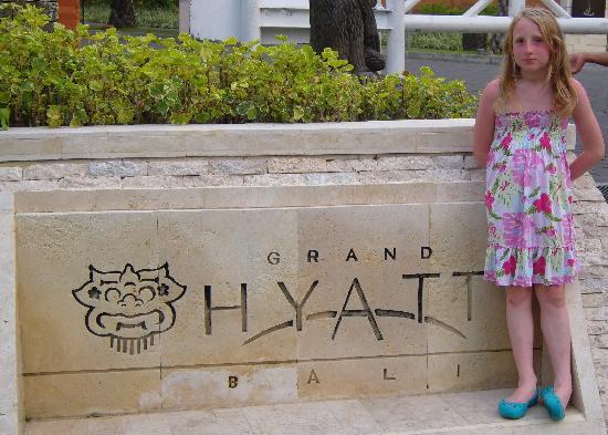 แกรนด์ไฮแอทบาหลี: grand hyatt