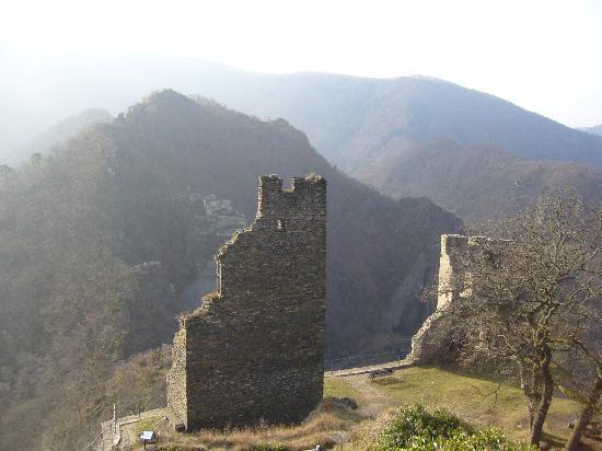 Hotel zur Post: Castle view
