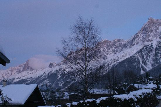 Chalet Shiraz : View from the Chalet