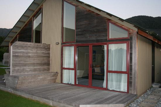Glenfern Villas Franz Josef: The villa