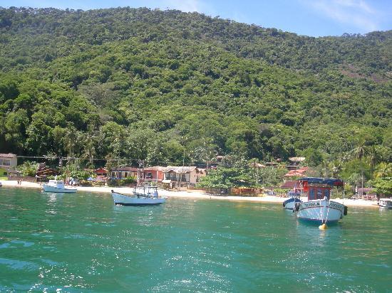 Pousada Caicara : Desde el mar