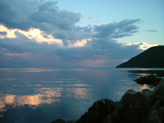 Port-au-Persil, Kanada: le littoral