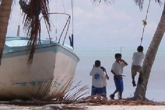 Caye Caulker, Belize (School Kids)