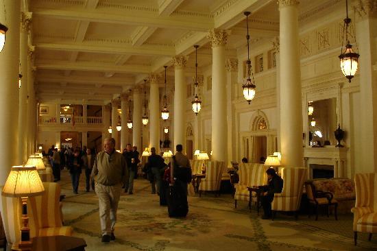 The Omni Homestead Resort: The Great Hall