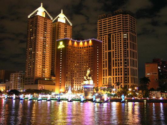 Love River cruise, Kaohsiung City