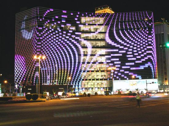 Shopping mall, Kaohsiung City