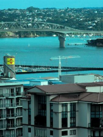 SKYCITY Grand Hotel: zoomed in view by day