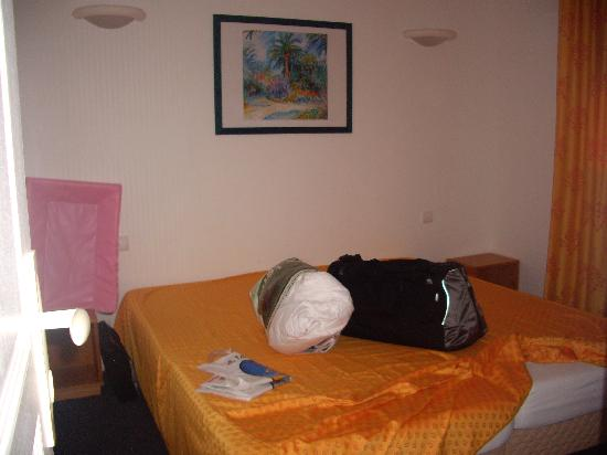 Résidence Odalys Amarine : La chambre