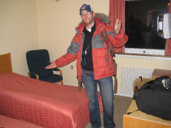 Hotel Kong Valdemar: room