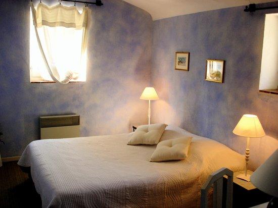 Domaine de Layaude Basse:                                     Notre chambre