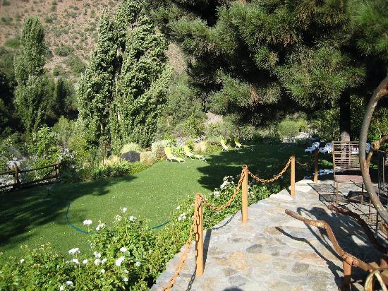 Lodge Andino El Ingenio : The Grounds