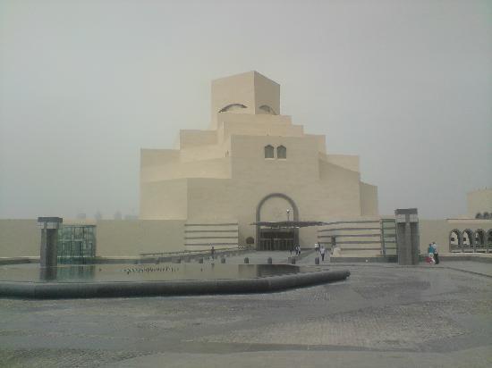 Four Seasons Hotel Doha: Museum of Islamic Art Doha
