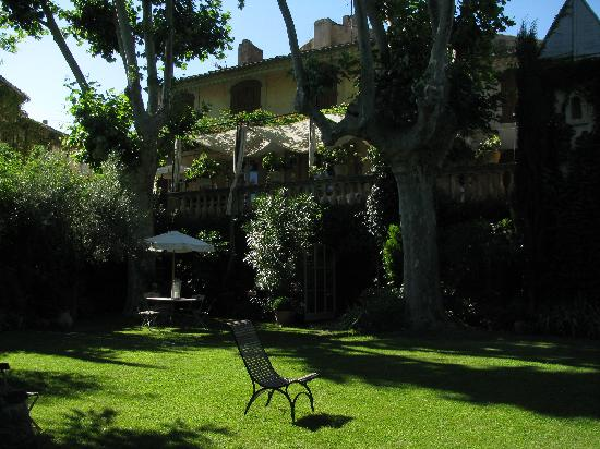 Villa Saint Louis : Garden