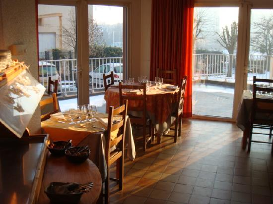 Fontenay-aux-Roses, ฝรั่งเศส: Restaurant