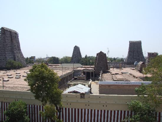 Madurai, Indien: Overview of complex