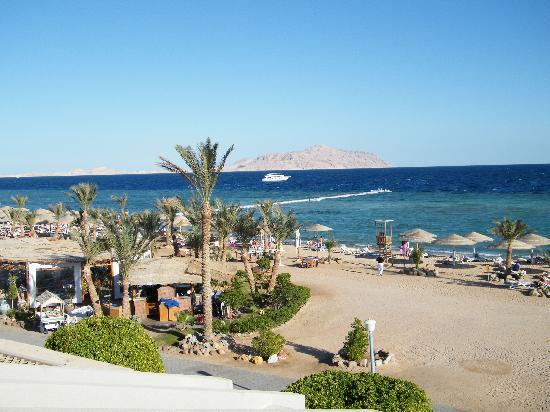 Coral Sea Sensatori - Sharm El Sheikh: View from balcony