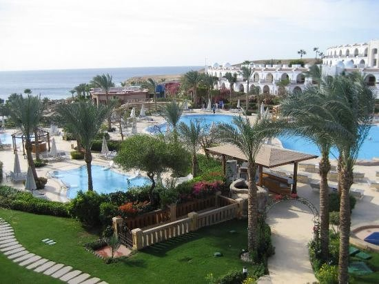 The Royal Savoy Sharm El Sheikh: View from Room 4233